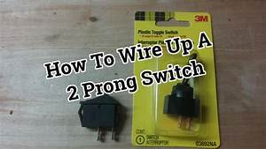 Wiring A 12 Volt On Off Switch