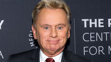 wheel  fortune host pat sajak  worst  passed