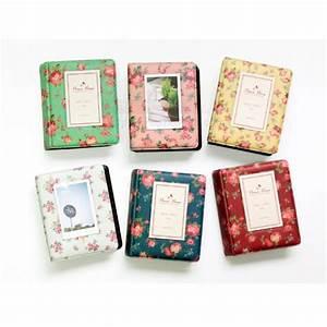 Album Photo Polaroid : rose mini polaroid album for instax mini film 64 1 slots ~ Teatrodelosmanantiales.com Idées de Décoration