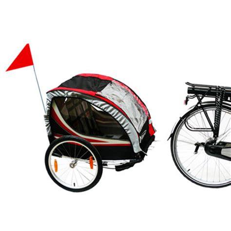 siège bébé pour remorque vélo maxxus remorque poussette pour vélo enfant avec kit piéton