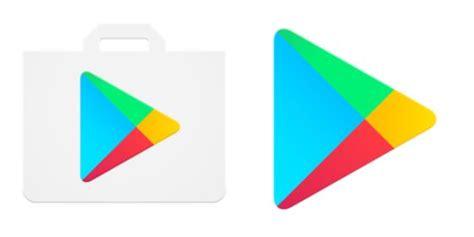 sklep play na androida z nową ikoną podmienia ją w