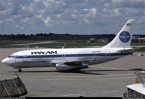 N4902W Pan American World Airways (Pan Am) Boeing 737-210C ...