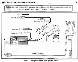 2nd Generation Camaro 1971 Ss Ignition System Modification