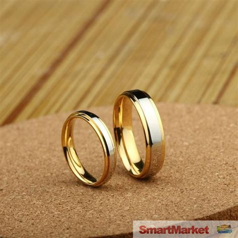 Woman Man's Wedding Rings Couple Rings