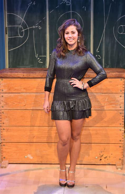 sexy sarah lombardi im knappen mini dress
