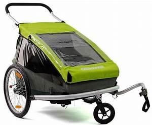 Fahrradanhänger 2 Kinder Testsieger : fahrradanh nger cruiser for two kids kaum gebraucht ca ~ Kayakingforconservation.com Haus und Dekorationen