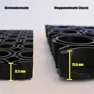 Gummimatten Meterware Aussenbereich : ringgummimatte klassisch als zuschnitt nach ma matten matten und matten meterware ~ Frokenaadalensverden.com Haus und Dekorationen