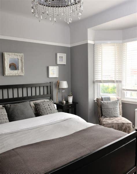 grey bedroom color ideas different tones of grey give this bedroom a unique and 15492 | 4955056f59ca14ba3fc255f2d5d92b55