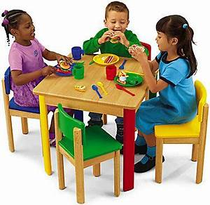 Pretend & Play Table and Chair Set Things for my