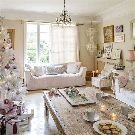 country living room ideas 2015 white tree decoration ideas country