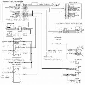 32 Cat 70 Pin Ecm Wiring Diagram