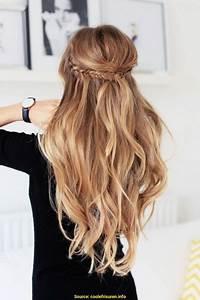 Die Besten 25 Haare Halb Hochgesteckt Ideen Auf Pinterest