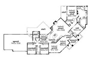 contemporary homes floor plans contemporary house plans hawthorne 30 054 associated designs
