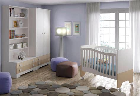 chambre de bébé complete chambre bébé design bicouleur et colorée glicerio
