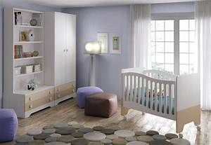 Chambre bebe design bicouleur fun et coloree glicerio for Chambre bébé design avec livraison orchidée