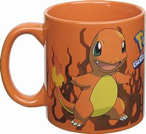 mug pokemon charmander catch 22 orn