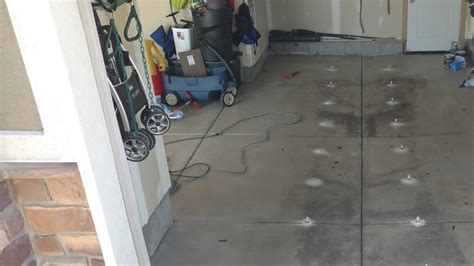 lifting a garage from the foundation foundation repair concrete leveling in herriman ut