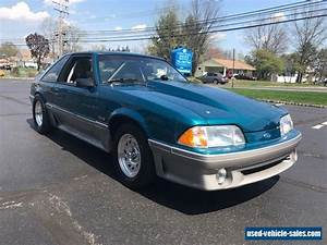 1993 Ford Mustang for Sale in the United States