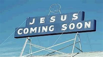 Jesus Coming Soon Christ Waiting Return Bible