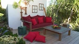 Holz Im Garten : bequemer sitzplatz im garten 20 stilvolle sitzecken im freien ~ Frokenaadalensverden.com Haus und Dekorationen