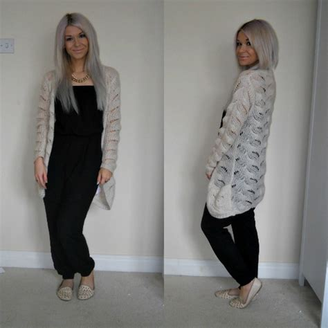 Outfit of the Day Casual Jumpsuit | Vanity Claire