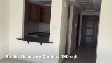 Studio Apartment For Rent In Discovery Gardens
