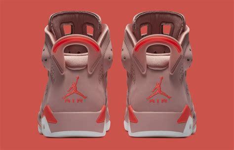 jordan air confirmed aleali release date march rust hop hip pink