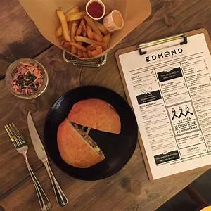 Edmond Pure Burger : edmond pure burger le top des burgers bordeaux ~ Melissatoandfro.com Idées de Décoration