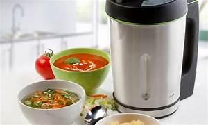 Blender Chauffant Recette : blender soupe maker domo groupon ~ Louise-bijoux.com Idées de Décoration