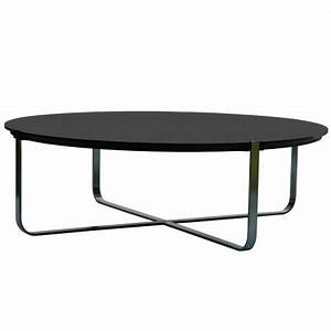 c1 black design coffee table in steel and wood on sale at With table basse metal noir
