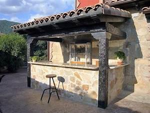 Bar Exterieur De Jardin : mini bar en el jard n fotograf a de casa rural la canchalera losar de la vera tripadvisor ~ Teatrodelosmanantiales.com Idées de Décoration