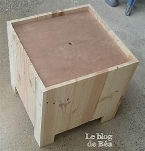Tabouret De Rangement : diy tabouret rangement en bois de palette photo de 1 meubles en bois de palette le blog de b a ~ Teatrodelosmanantiales.com Idées de Décoration