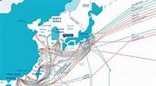 全球最長海底電纜今天啟用,台灣也是受惠者 - 硬是要學