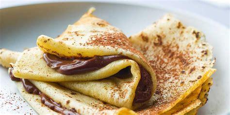 marbre de cuisine crêpes au chocolat facile et pas cher recette sur cuisine actuelle