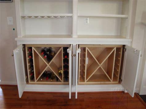 built in wine rack cabinet built ins built in cabinet wine rack inserts wine rack