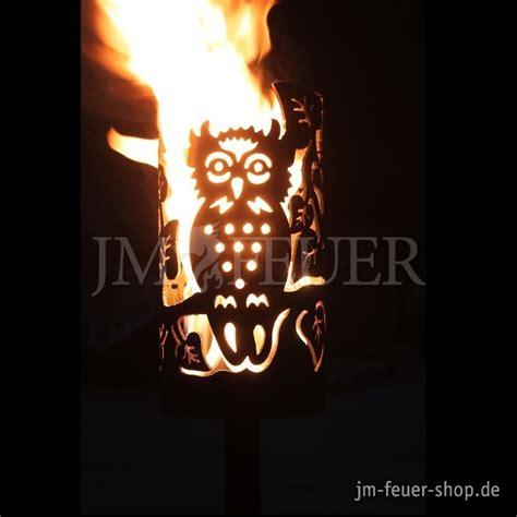 Jm Feuer Shop jm feuer shop gartenfackel krone 3 ohne stiel fackeln gartenfackel