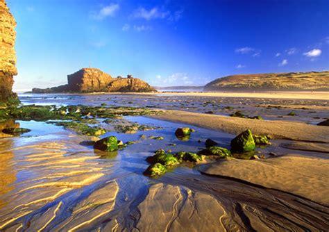 cornish landscape photography perranporth beach