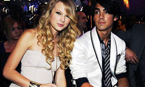 Joe Jonas garante que não inspirou single de Taylor Swift ...