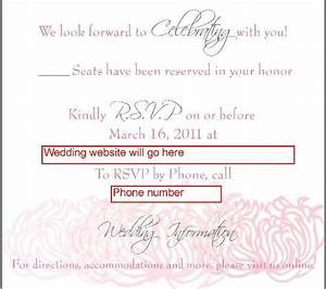 found on weddingbeecom share your inspiration today With wedding invitation rsvp by phone