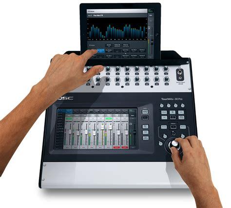 QSC TouchMix30 Pro Digital Mixer  89144  Sound Productions