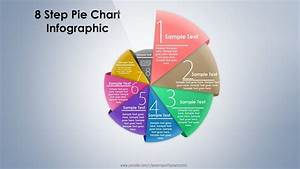 10 Create 8 Step 3d Pie Chart Infographic  Powerpoint