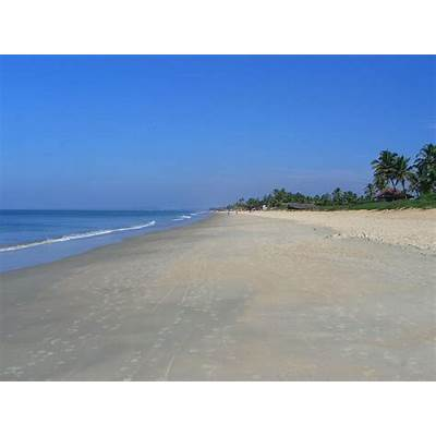 Colva beach South Goa - India Travel ForumIndiaMike.com