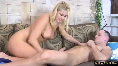 Busty Swedish Milf Has A Stud Licking And Drilling Her