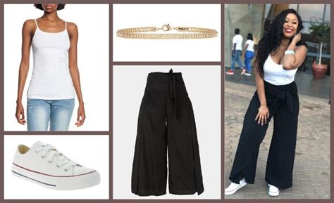 steal  style wow  wide legged pants  minnie