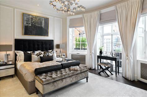 bedroom black velvet headboard crushed velvet ottoman