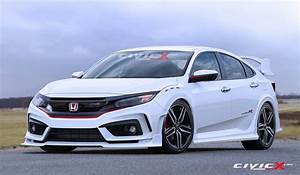 Our 2017 Civic Type R hatchback preview based on spy ...
