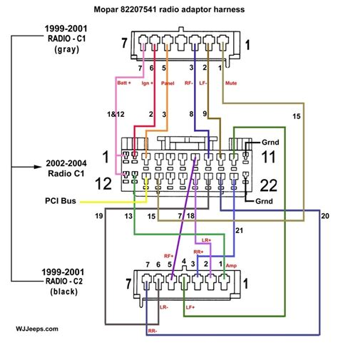 2000 jeep grand radio wiring diagram fuse box