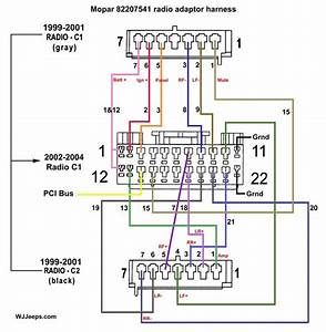 29 2000 Jeep Grand Cherokee Radio Wiring Diagram
