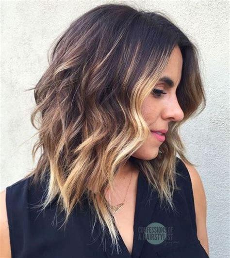 flattering medium hairstyles   pretty designs