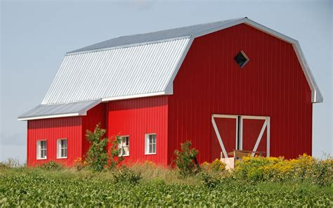 Big Barn Hd by Moril The Barn Hd Wallpaper And Background Image